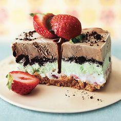 Swirl Ice Cream Pie {nut, dairy & grain-free crust!} | Cakes + Pies ...