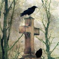 love this....Perhaps its Edgar Allen Poes grave....hmmmm!!!