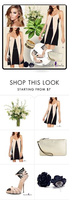 """Beautiful Halo 2"" by car69 ❤ liked on Polyvore featuring Charlotte Tilbury, NDI, Kate Spade, Michael Kors and bhalo"