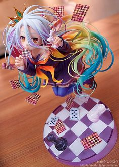 Shiro and Nendoroid Jibril (No Game No Life) | Le blog de Kahotan