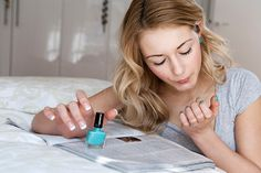 Favorite Nail Polish All Gross and Gloppy? Try This Easy Hack