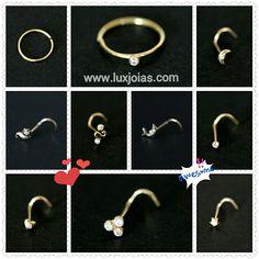 Varejo: http://www.luxjoias.com/piercing-ouro-c-125_151.html Atacado/Fabrica: http://catalog.luxjoias.com/piercing-ouro-c-125_151.html  Siga-nos: http://www.facebook.com/luxjoias http://instagram.com/luxjoias  #piercing #ouro18k #body #nariz #lingua #amor #paixao #love #eterno #luxo #joias #vida #familia #prosperidade #uniao #sucesso #amizade #linda #saopaulo #zonasul #ipiranga #presente #especial  - Frete Grátis em diversos produtos - Garantia de 1 ano - Enviamos certificado de garantia e…