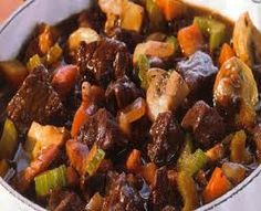 Boeuf Bourguignon...one of the best winter recipe ever.....