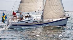 Hallberg-Rassy - Sturdy construction, superb craftsmanship and signature seaworthiness