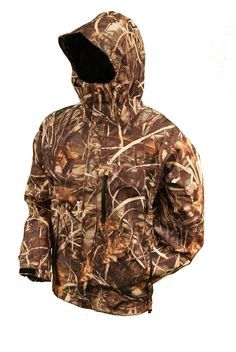 b5d0307544f1c Toadz™ ToadRage™ Camouflage Rain Jackets offer the perfect protection from  the elements for any