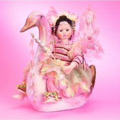 Sweetheart 26in Porcelain Fantasy Show Stoppers Doll Toys