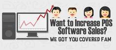 For some reason, companies that offer a wide range of POS software products are always faced by the dilemma of increasing sales for such technical stuff. Marketing Technology, Marketing Data, Sales And Marketing, Content Marketing, Digital Marketing, Software Sales, Software Products, Business Performance