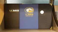 Look official with one of the UC Davis hardcover portfolios found in the UC Davis Bookstore and Downtown Store! http://ucdavisstores.com/MerchList.aspx?txtSearch=portfolio&searchtype=Description&drpsearch2=Description&searchin=All+Merchandise