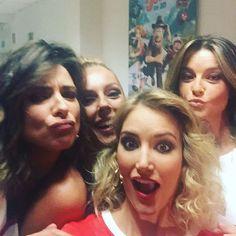 Estamos muy locaaas!! #hableconellas #hablaconnosotras @sandrabarneda…