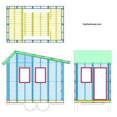 Tiny Free House Update – Just Use The Pallets!