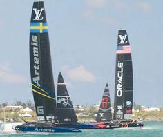 America's Cup, Bermuda....2017