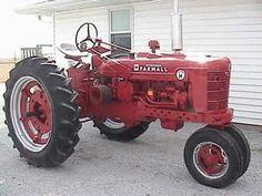 Farmall SUPER H