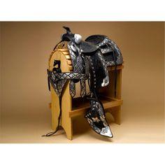 Edward Bohlin Silver Parade Saddle