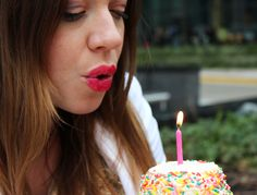 #StayGlossy During… Your #birthday!