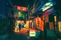 東京の「路地裏夜景」が美しすぎると海外で話題に・・・【18枚】 | TABI LABO
