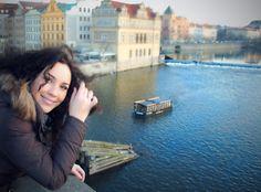 Funny Day in Prague.