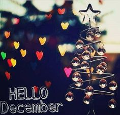 DECEMBER HELLO WELCOME ARALIK KIS WINTER