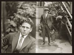 Here is an gallery of public domain images from the New South Wales Police Department that were taken in the 1920′s. This special photograph selection were mostly taken at the Central Police Station, Sydney and compared with the subjects of typical prison mug shots, the subjects of the Special Photographs seem to have been allowed to compose …