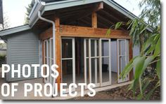 Accessory Dwelling Units and backyard cottages by Portland and Seattle home builder.