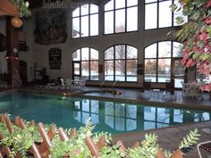 The Bavarian Inn Lodge: A Slice of Germany (but in Michigan! Frankenmuth Michigan, Adult Pool, Event Planning, Wedding Ceremony, Germany, Spaces, Mansions, House Styles, Outdoor Decor