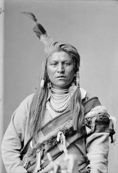 Uriewici (aka Jack Tendoy, aka Tendoy II) – Shoshone – 1880