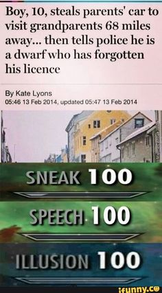 #videogames, #sneak, #speech, #illusion, #cars