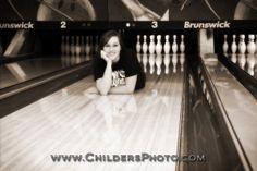 Childers Photography, Dayton Photographer, Senior Portraits, Bowling Alley
