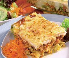 14 egyszerű rakott tészta hétköznap estékre | Mindmegette.hu Lasagna, Lunch, Ethnic Recipes, Food, Recipes, Eat Lunch, Essen, Meals, Lunches