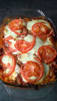 Oven dish greek Aard - Recipe from myTaste No Carb Recipes, Greek Recipes, Lunch Recipes, Pasta Recipes, Vegetarian Recipes, Cooking Recipes, Healthy Recipes, No Cook Meals, Kids Meals
