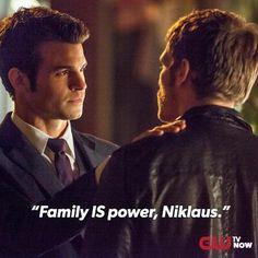 The Originals - Elijah and Klaus