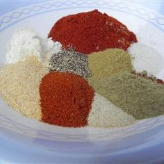 Cajun Spice Mix. Give fish, beef, pork or poultry a zesty boast with this spicy seasoning.