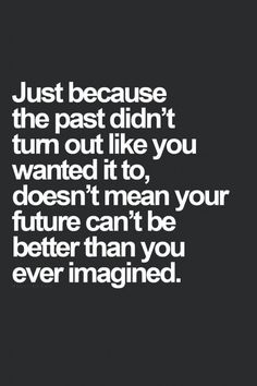 Stop The Past From Interfering With Your Future | Change Your Life