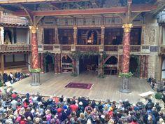 Twelfth Night, Globe Theatre