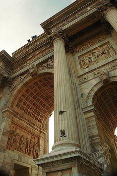 Arco della Pace, Italy