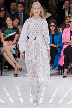 Christian Dior, коллекция pret-a-porter весна - лето 2015 (страница 3)