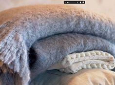 Lekkere warme dekens. Cedante.nl
