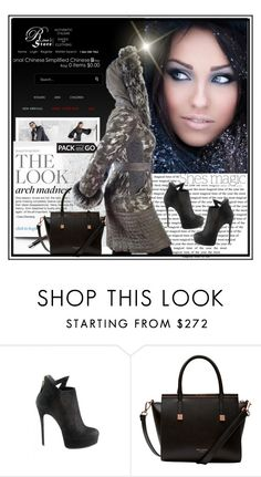 """""""Rina Store Contest"""" by sirena39 ❤ liked on Polyvore featuring Gianmarco Lorenzi, Ted Baker, Nicole, women's clothing, women, female, woman, misses and juniors"""