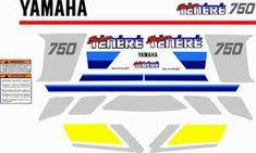 """Résultat de recherche d'images pour """"pegatinas yamaha super tenere 750"""" Super Tenere, Chart, Image, Stickers"""