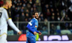 Riccardo Saponara misser kampen mod Milan!