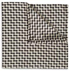MarwoodWoven-Silk Handkerchief MR PORTER