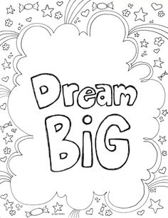 5 Quote Coloring Pages You Can Print And Color On Your Free Time Coloring Pages For Grown Ups, Coloring Sheets For Kids, Free Adult Coloring Pages, Disney Coloring Pages, Free Printable Coloring Pages, Quote Coloring Pages, Colouring Pages, Coloring Books, Free Printable Stickers