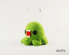 Amigurumi by Christian Sarragua « Hungeree