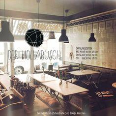 Der Hollabusch || Schulstraße 34, Schwanthalerhöhe, 80634 München