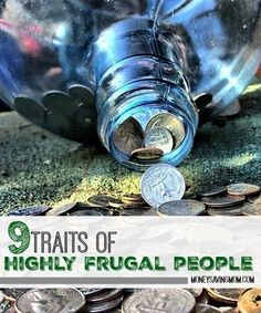 "Frugality isn't about being poor; it's a mindset! There are a lot of misconceptions about what it means to be ""frugal"". Many people have the misconceptions that frugal people are ""poor"" or ""cheap"". Of course, frugal people CAN be poor and/or cheap, but they can often be very generous — and even well off! Here are 9 character traits of highly frugal people..."