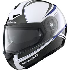 The Schuberth C3 Pro Classic helmet, a flip-up modular motorcycle helmet for the discerning rider.