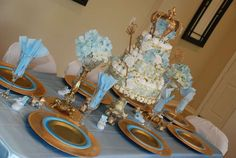 Little Prince and Princess babyshower Baby Shower Party Ideas   Photo 1 of 16   Catch My Party
