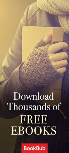 Readers are asking: why didn't I find out about this site sooner? Sign up for BookBub today and access hundreds of free and bargain ebooks instantly!