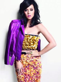 Celeb Diary: Katy Perry in Marie Claire SUA (ianuarie 2014)