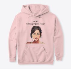 Looking Gorgeous, Kangaroo, My Design, Best Gifts, Collections, Unisex, Pocket, Free Shipping, Hoodies
