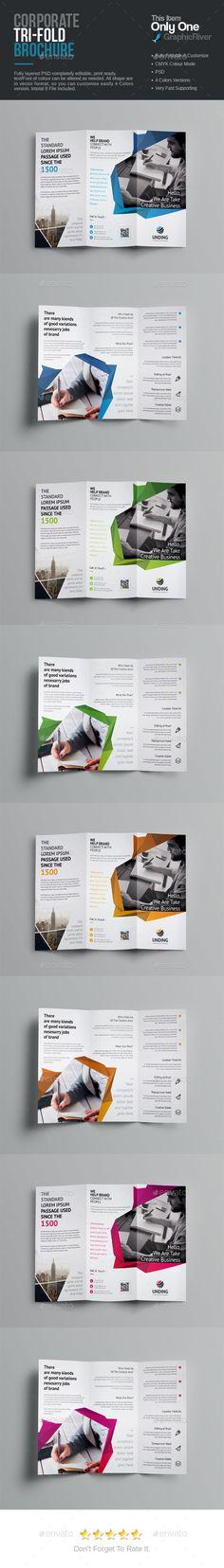 474 best tri fold brochure images on pinterest in 2018 brochure